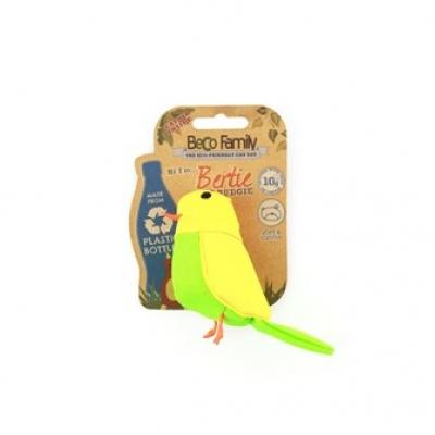 Beco plush toy Bertie Budgie