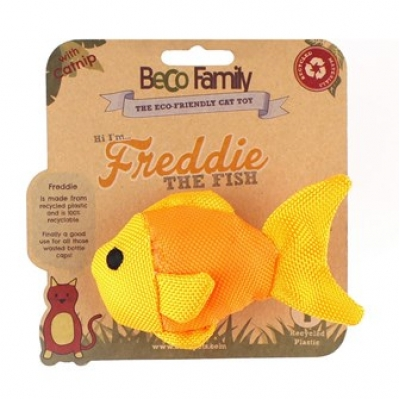 Beco plush toy Fish