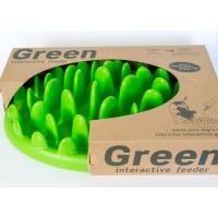 Green Mini interactive feeder