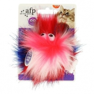 Furry Fluffer Ball Pink