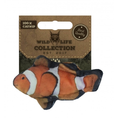 Clownfish kattenprooi