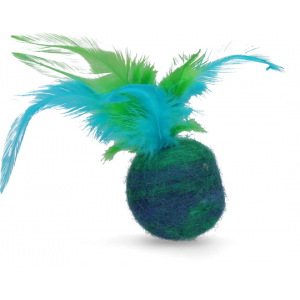 Feather Dream Ball Green