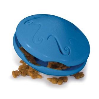 voerspeeltjes geven een beloning in de vorm van brokjes of snoepjes tijdens het spelen ermee